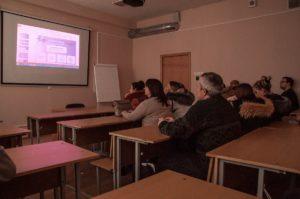 Встречи со студентами Тверской Государственной сельскохозяйственной академии